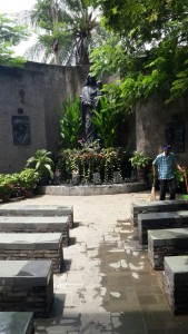Gua Maria - Gereja Stella Maris