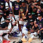 2020: Kobe Tiada, Lakers Juara